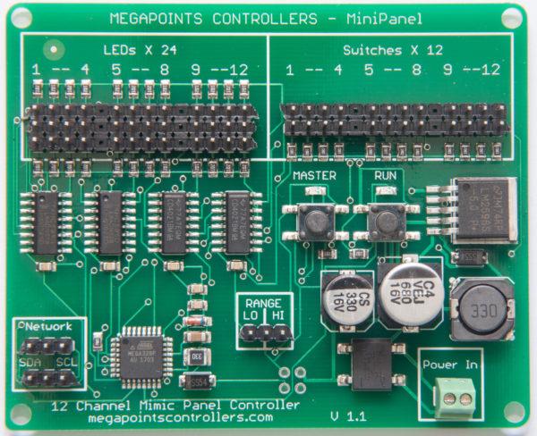 MiniPanel Processor