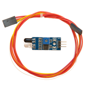 Infra red sensor with cable