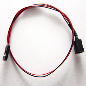 Button extension cable